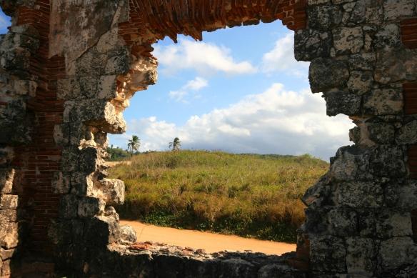 Puerto Rican Ruins